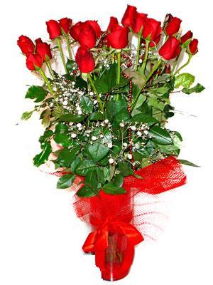 Mersin çiçek gönderme  Çiçek gönder 11 adet kirmizi gül