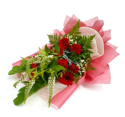 Karisik çiçek buketi mevsim buket  Mersin online çiçekçi , çiçek siparişi