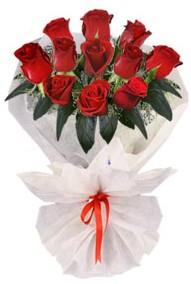 11 adet gül buketi  Mersin çiçek gönderme sitemiz güvenlidir  kirmizi gül