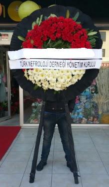 Cenaze çiçek modeli  Mersin online çiçekçi , çiçek siparişi