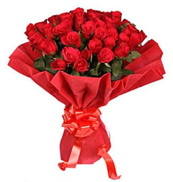 41 adet gülden görsel buket  Mersin çiçek servisi , çiçekçi adresleri
