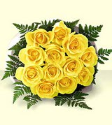Mersin çiçek satışı  12 adet sarigül kalite buket
