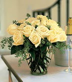 Mersin online çiçekçi , çiçek siparişi  11 adet sari gül mika yada cam vazo tanzim