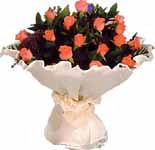 11 adet gonca gül buket   Mersin 14 şubat sevgililer günü çiçek
