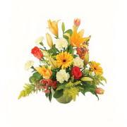 karisik renkli çiçekler tanzim   Mersin 14 şubat sevgililer günü çiçek