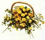 sepette  sarilarin  sihri  Mersin çiçek satışı