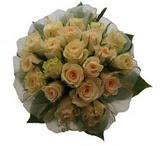 12 adet sari güllerden buket   Mersin çiçek , çiçekçi , çiçekçilik