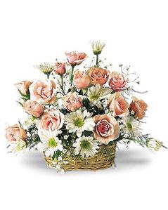 Mersin çiçek , çiçekçi , çiçekçilik  11 adet gül ve kirizantem çiçekleri