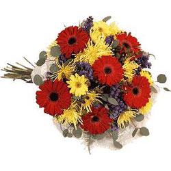 karisik mevsim demeti  Mersin çiçek satışı