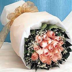 12 adet sonya gül buketi anneler günü için olabilir   Mersin uluslararası çiçek gönderme