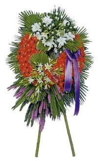 Mersin çiçekçi telefonları  cenaze çelengi