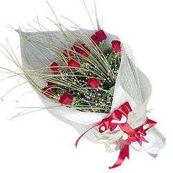 Mersin online çiçek gönderme sipariş  11 adet kirmizi gül buket- Her gönderim için ideal