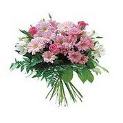 karisik kir çiçek demeti  Mersin çiçek servisi , çiçekçi adresleri