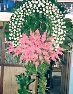 Cenaze çelenk , cenaze çiçekleri , çelengi  Mersin çiçek yolla , çiçek gönder , çiçekçi