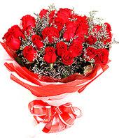 11 adet kaliteli görsel kirmizi gül  Mersin çiçek online çiçek siparişi