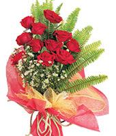 11 adet kaliteli görsel kirmizi gül  Mersin çiçek servisi , çiçekçi adresleri