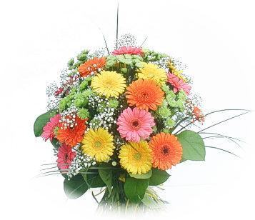 13 adet gerbera çiçegi buketi  Mersin çiçek gönderme