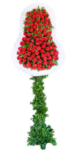 Dügün nikah açilis çiçekleri sepet modeli  Mersin uluslararası çiçek gönderme