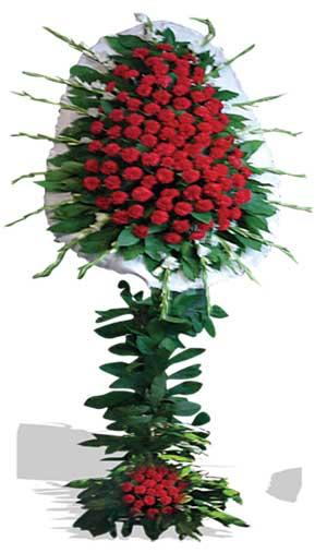 Dügün nikah açilis çiçekleri sepet modeli  Mersin 14 şubat sevgililer günü çiçek