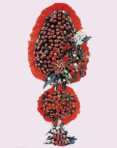 Dügün nikah açilis çiçekleri sepet modeli  Mersin hediye sevgilime hediye çiçek