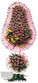 Dügün nikah açilis çiçekleri sepet modeli  Mersin çiçek online çiçek siparişi