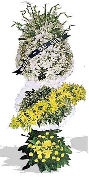 Dügün nikah açilis çiçekleri sepet modeli  Mersin çiçek mağazası , çiçekçi adresleri