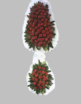Dügün nikah açilis çiçekleri sepet modeli  Mersin internetten çiçek satışı