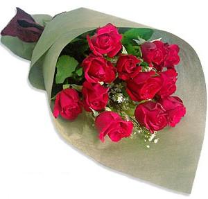 Uluslararasi çiçek firmasi 11 adet gül yolla  Mersin çiçekçiler