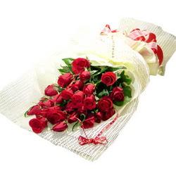 Çiçek gönderme 13 adet kirmizi gül buketi  Mersin çiçek servisi , çiçekçi adresleri
