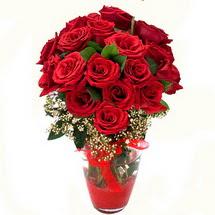 Mersin online çiçekçi , çiçek siparişi   9 adet kirmizi gül