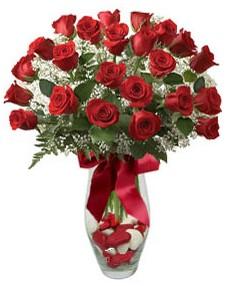17 adet essiz kalitede kirmizi gül  Mersin çiçekçiler