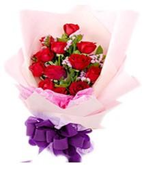 7 gülden kirmizi gül buketi sevenler alsin  Mersin 14 şubat sevgililer günü çiçek