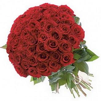 Mersin çiçek siparişi vermek  101 adet kırmızı gül buketi modeli