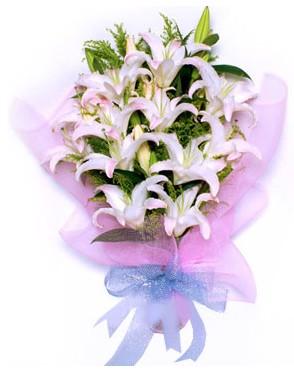 5 dal kazablankadan muhteşem buket  Mersin güvenli kaliteli hızlı çiçek