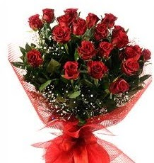 İlginç Hediye 21 Adet kırmızı gül  Mersin çiçek gönderme sitemiz güvenlidir