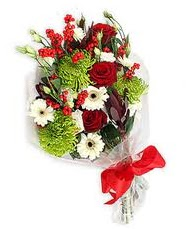Kız arkadaşıma hediye mevsim demeti  Mersin çiçek gönderme