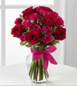 21 adet kırmızı gül tanzimi  Mersin çiçek satışı