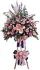 Mersin çiçek siparişi vermek   Ferforje Pembe kazablanka