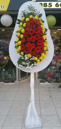 Tek katlı düğün nikah açılış çiçeği  Mersin çiçek yolla