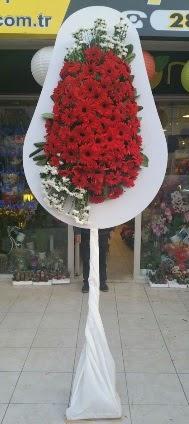 Tek katlı düğün nikah açılış çiçeği  Mersin çiçekçi telefonları
