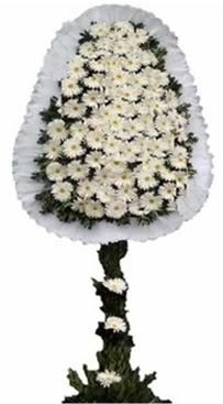 Tek katlı düğün nikah açılış çiçek modeli  Mersin online çiçekçi , çiçek siparişi