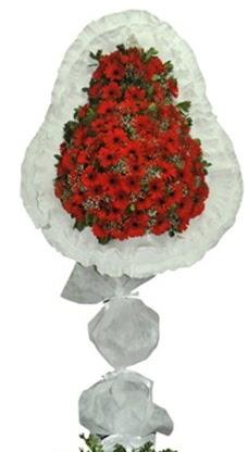 Tek katlı düğün nikah açılış çiçek modeli  Mersin çiçek satışı