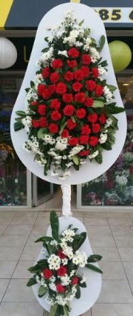 2 katlı nikah çiçeği düğün çiçeği  Mersin hediye sevgilime hediye çiçek