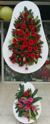 Çift katlı düğün nikah açılış çiçek modeli  Mersin çiçek gönderme sitemiz güvenlidir