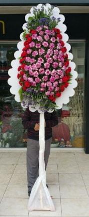 Tekli düğün nikah açılış çiçek modeli  Mersin çiçek servisi , çiçekçi adresleri