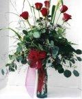 Mersin online çiçekçi , çiçek siparişi  7 adet gül özel bir tanzim