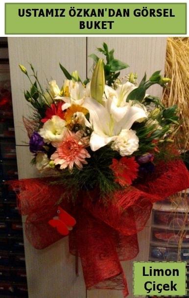 Karışık görsel mevsim çiçeği  Mersin kaliteli taze ve ucuz çiçekler