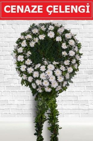 Cenaze Çelengi cenaze çiçeği  Mersin anneler günü çiçek yolla