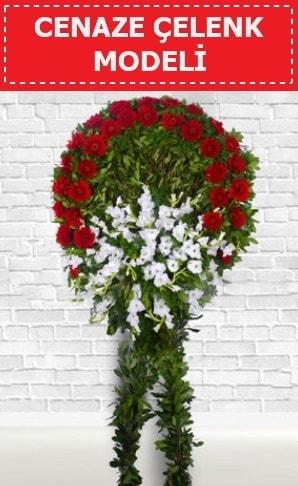 Cenaze Çelengi cenaze çiçeği  Mersin çiçek online çiçek siparişi