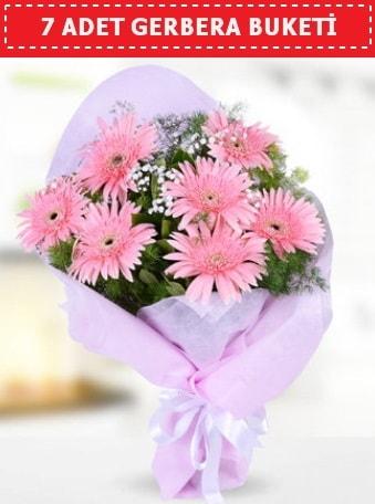 Pembe Gerbera Buketi  Mersin çiçek mağazası , çiçekçi adresleri